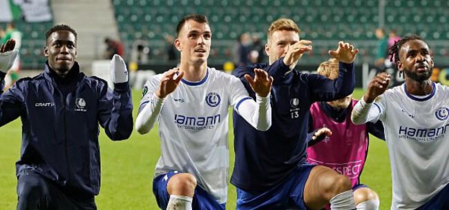Foto: Vanhaezebrouck haalt zijn gram: