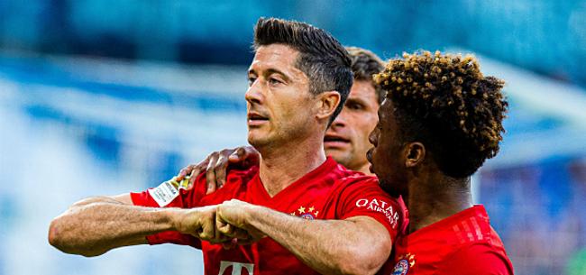 Foto: Lewandowski hoopt op toptransfer bij Bayern: