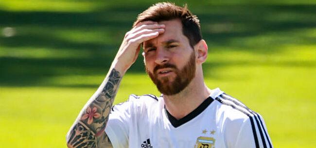 Foto: Messi: