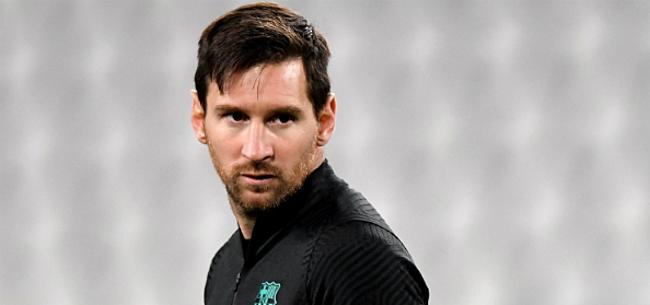 Foto: 'Messi neemt beslissing over contractverlenging'