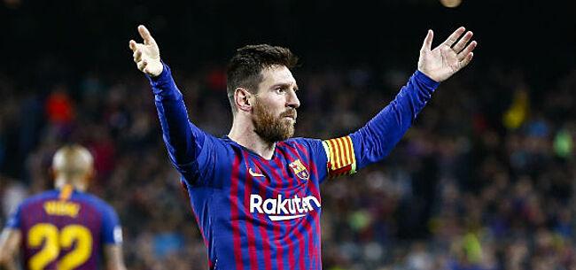 Foto: 'Messi verbreekt contract en verlaat FC Barcelona'