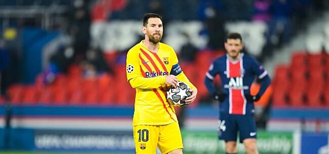 Foto: 'PSG wil drie topaanwinsten: Messi is plan-A'