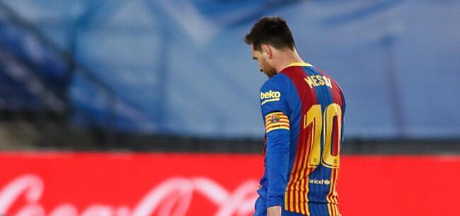 Foto: 'Barça vraagt sterren gigantisch offer voor Messi'