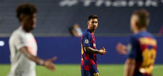 Foto: 'Barcelona doet Messi bizarre aanbieding'