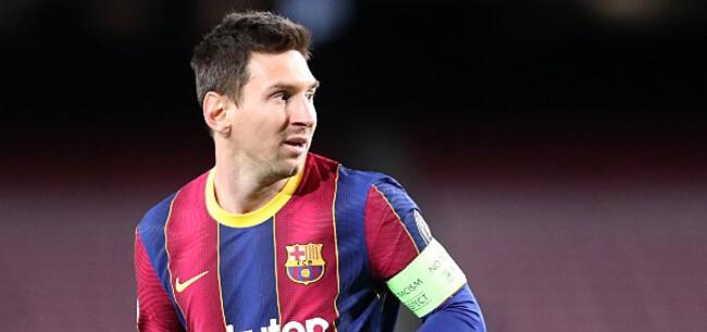 Foto: Onverslijtbare Messi pakt uit met erg straffe statistiek