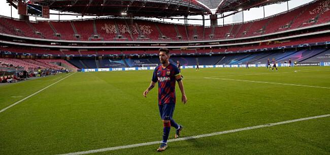 Foto: 'Vader klapt uit de biecht: Messi heeft keuze gemaakt'