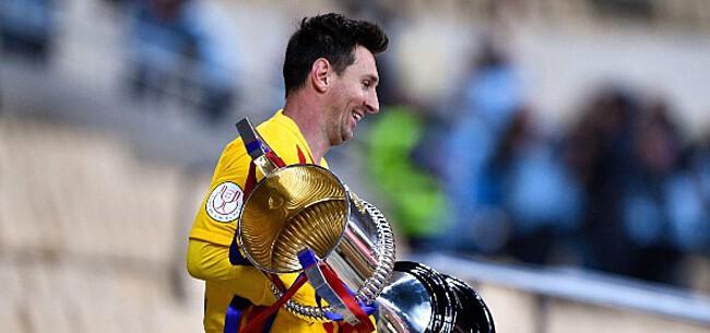Foto: Voetbalwereld in shock na breuk Messi en Barça
