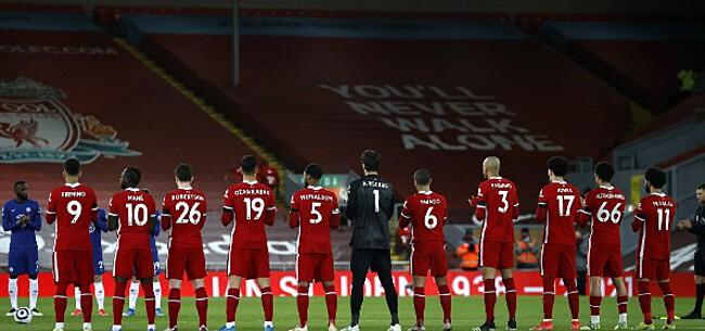 Foto: 'Liverpool vist achter het net voor zomerdoelwit'