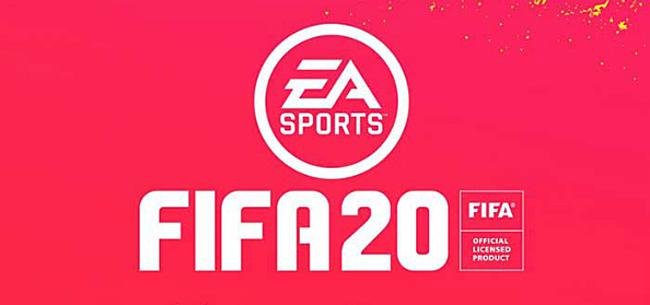 Foto: FIFA20 bekroont David voor topseizoen, geen Bruggeling te bespeuren