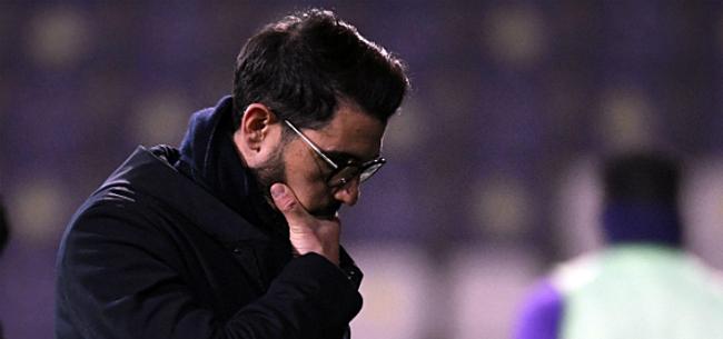 Foto: Losada legt vinger op de wonde na nieuw puntenverlies