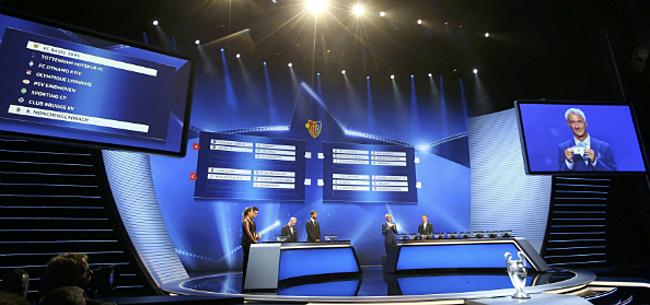 Foto: 'UEFA draait de geldkraan voor Europees voetbal een beetje dichter'