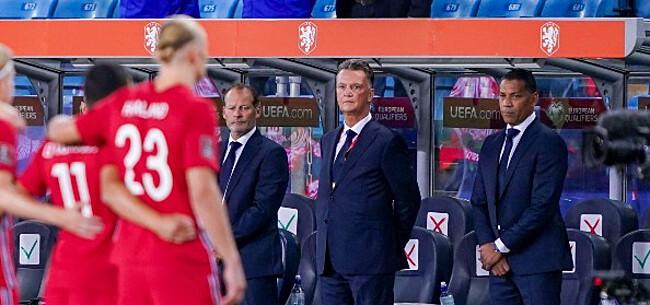 Foto: Oranje struikelt bij comeback Van Gaal, Ronaldo held in recordmatch