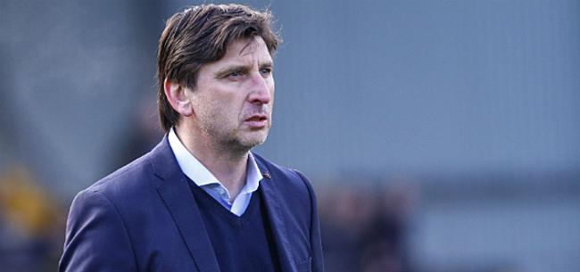 Foto: 'Nilis pakt drietal meteen onder handen bij Anderlecht'