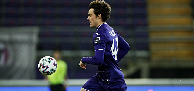 Foto: Anderlecht slaat weer toe en legt verdediger langer vast