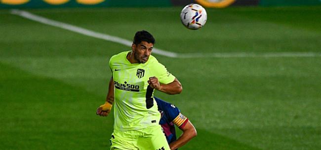 Foto: Suarez sneert nog eens naar Barça: