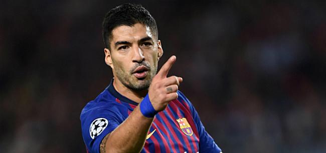Foto: 'Barcelona geeft Suarez duidelijk signaal'