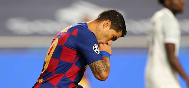 Foto: Pirlo spreekt zich duidelijk uit over mogelijke komst Suárez