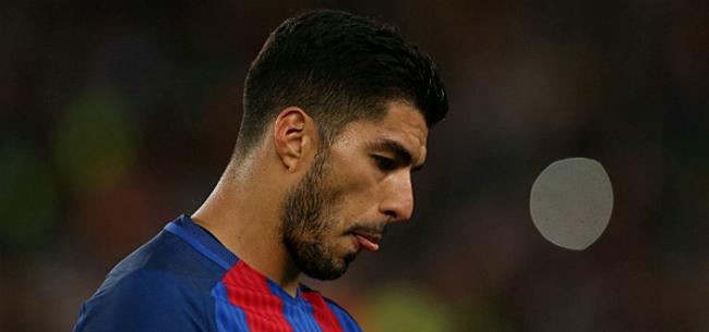 Foto: 'Bartomeu zorgt voor nieuwe rel: Luis Suarez pislink'