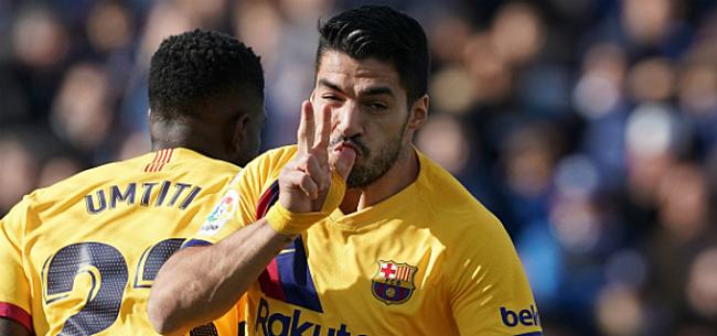 Foto: Suarez duidt eigen opvolgers aan: