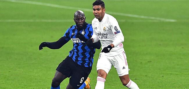 Foto: 'Real Madrid lonkt naar Lukaku'