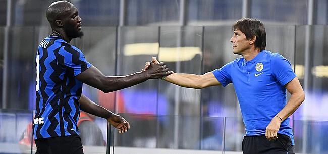 Foto: Lukaku zet Inter alweer op weg naar overwinning