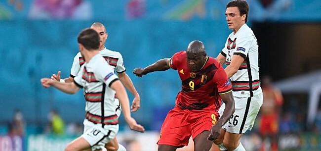 Foto: Fransen kritisch voor Lukaku:
