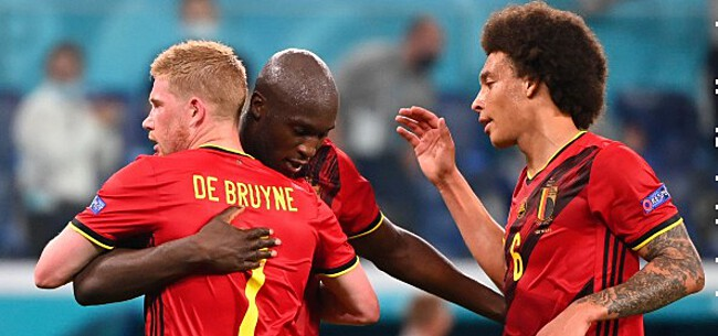 Foto: De Bruyne reageert na 'Man van de Match'-prestatie
