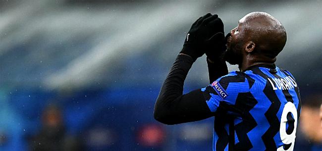 Foto: Cassano valt Lukaku alwéér aan: