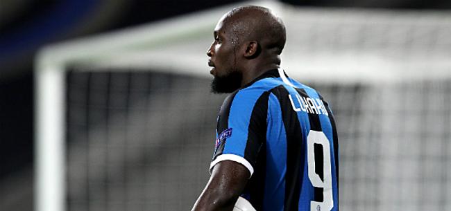 Foto: Schitterend gebaar Inter-fans, Lukaku reageert eerste keer