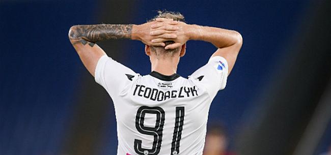 Foto: 'Charleroi krijgt alweer slecht nieuws over Teodorczyk'