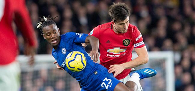 Foto: 'Man Utd en Chelsea drukken door voor Nederlandse verdediger'