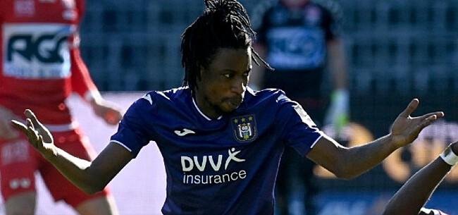 Foto: 'Ashimeru zorgde voor relletje bij Anderlecht'
