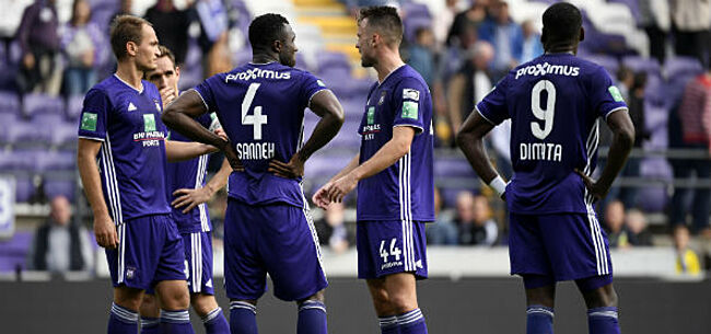 Foto: 'Meerdere clubs tonen interesse in recordtransfer Anderlecht'