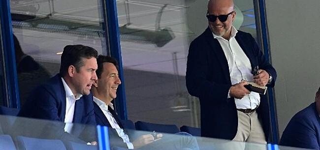 Foto: Club-fans vrezen: 'Verhaeghe overweegt buitenlandse overnemer'
