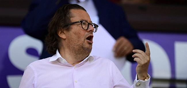 Foto: 'Opvallend: Coucke ontsloeg ook ex-publiekslieveling'