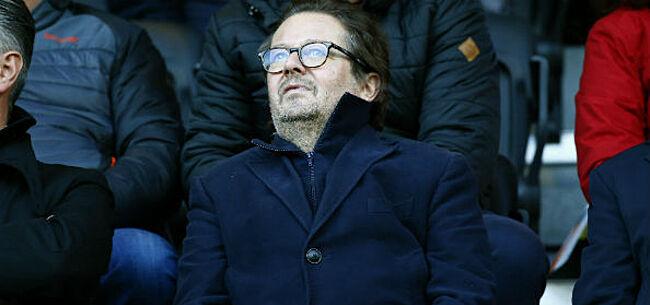 Foto: Coucke verklaart: 'Daarom zocht ik luwte op bij Anderlecht'