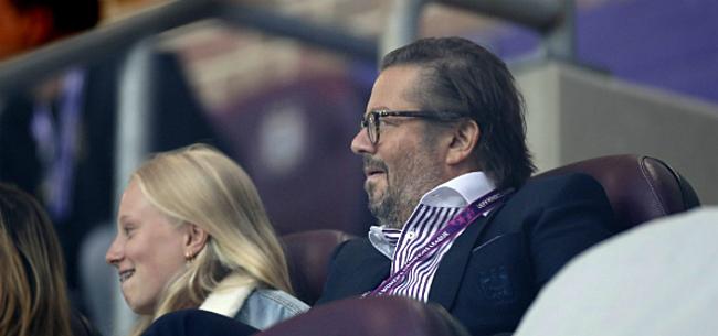 Foto: 'Coucke alweer de grote investeerder bij Anderlecht'