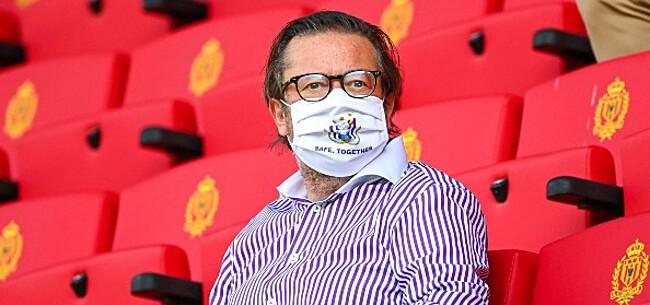 Foto: Coucke komt met eerste reactie op onderzoek naar verkoop Anderlecht