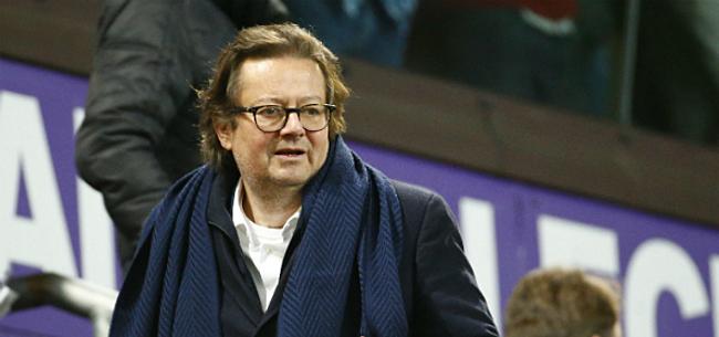 Foto: Aandeelhouders Anderlecht komen met officieel statement na gerucht over Coucke