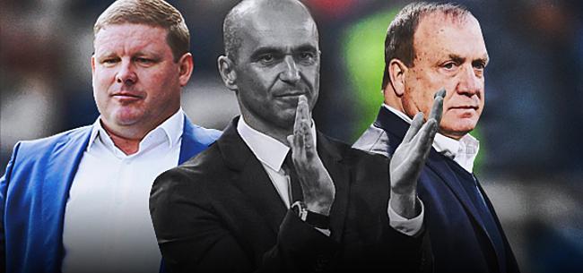 Foto: Wat na Martinez? 4 mogelijke opvolgers voor de bondscoach