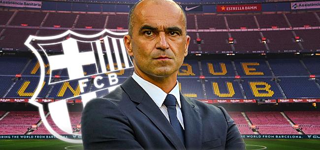 Foto: 'Vertrek steeds dichter: Martinez opent gesprekken met Barça'