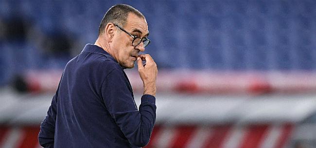 Foto: Lazio haalt Sarri aan boord als nieuwe trainer