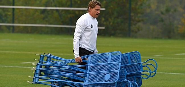 Foto: Anderlecht laat alweer bekend gezicht vertrekken