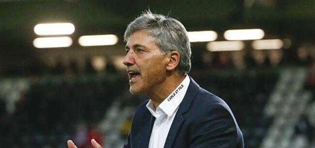 Foto: Charleroi pakt belangrijke punten: