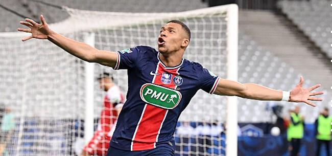 Foto: 'Mbappé met harde boodschap terug in Parijs'