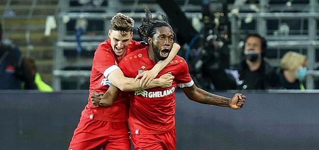 Foto: Antwerp heeft nieuwe aanvaller officieel beet
