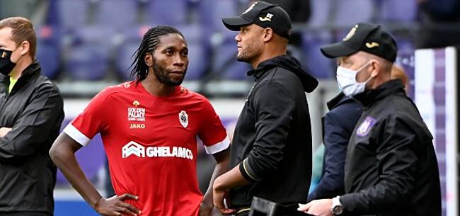Foto: Verbeke legt uit waarom Mbokani niet naar Anderlecht komt