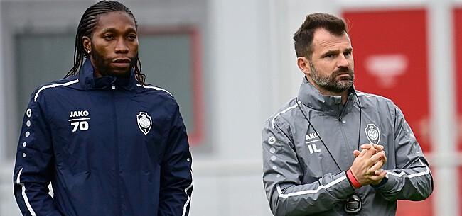 Foto: Leko voert allicht 3 wissels door bij Antwerp vs Tottenham