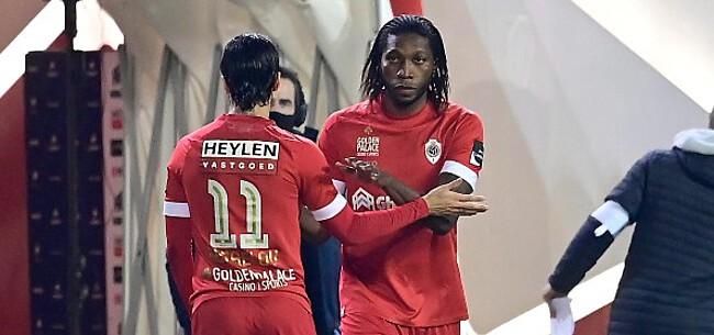 Foto: 'Anderlecht drukt niet door bij Mbokani en Refaelov'