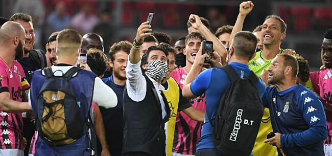 Foto: 'Charleroi maakt nog steeds werk van spraakmakende transfer'
